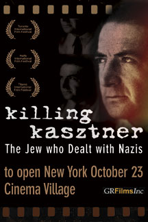 Killing Kasztner The Movie